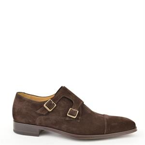Van Bommel VB Dressed DarkBrown Suede 12049/02