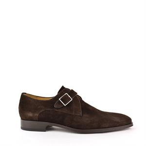 Van Bommel VB Dressed DarkBrown Suede 12099/04