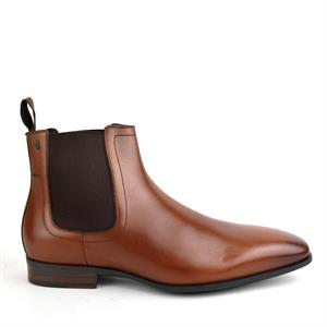 Van Bommel VB Dressed DarkCognac Calf 10342/03