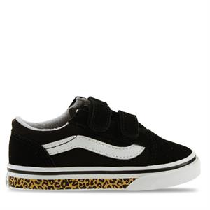Vans td old skool v animal sidewall leprdblk VNOA38JN32M1