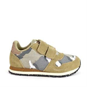 Woden tor canvas suede