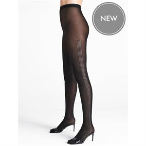 Wolford Silver Dust Tights 14722