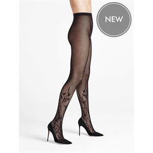 Wolford Wildflower Net Tights 19236