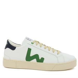 Womsh snik white green s201259