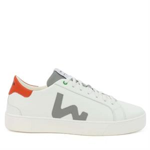 Womsh snik white grey orange s201252