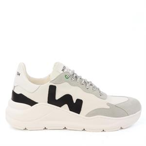 Womsh wave white black w201851