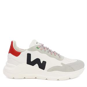 Womsh wave white blue red w201857